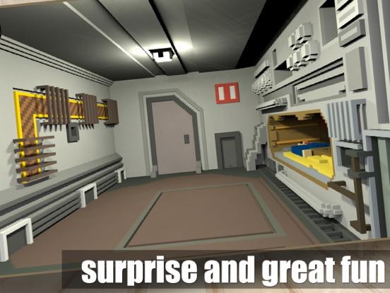 Room escape in voxels screenshot 6