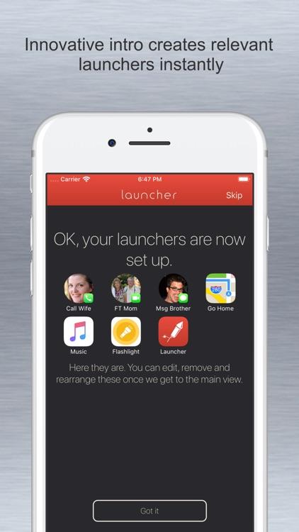 Launcher with Multiple Widgets screenshot-7
