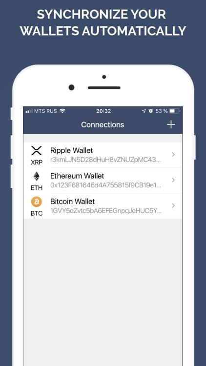 Crypto Box: Bitcoin Tracker