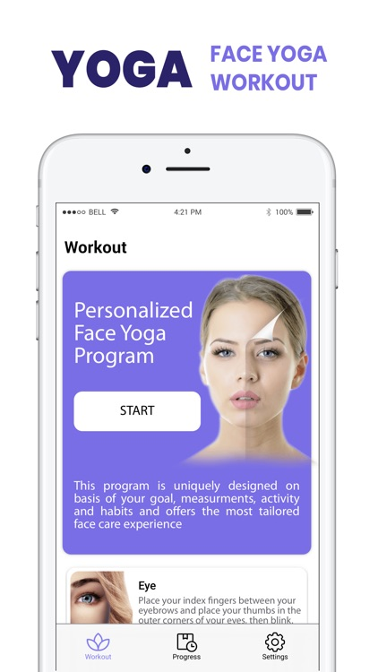 Face Exercises - Face Yoga