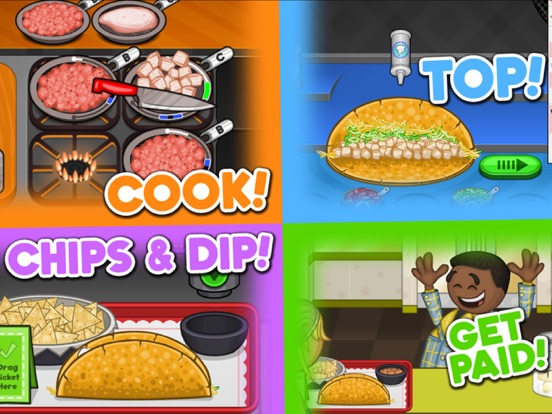 Papa's Taco Mia HD screenshot two