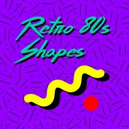 Retro 80s Shapes