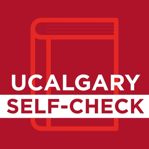UCalgary Library Self Checkout