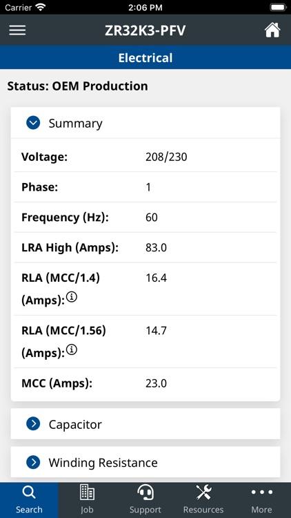 Copeland™ Mobile screenshot-4