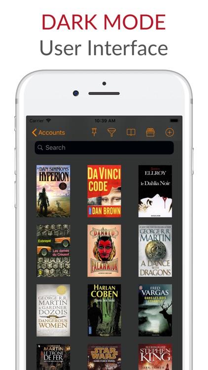 Librairie - Ebook Cloud Reader screenshot-5