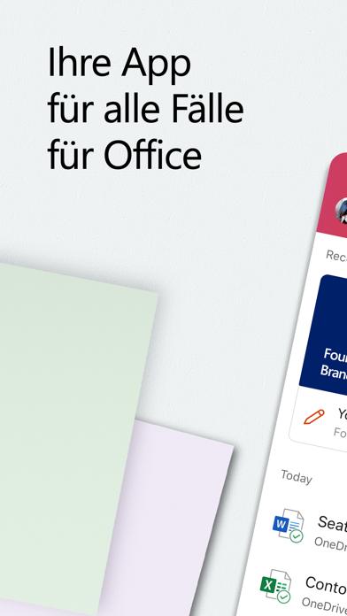 Microsoft OfficeScreenshot von 1