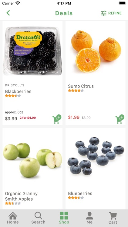 FreshDirect: Grocery Delivery screenshot-4