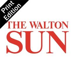 Walton Sun Print