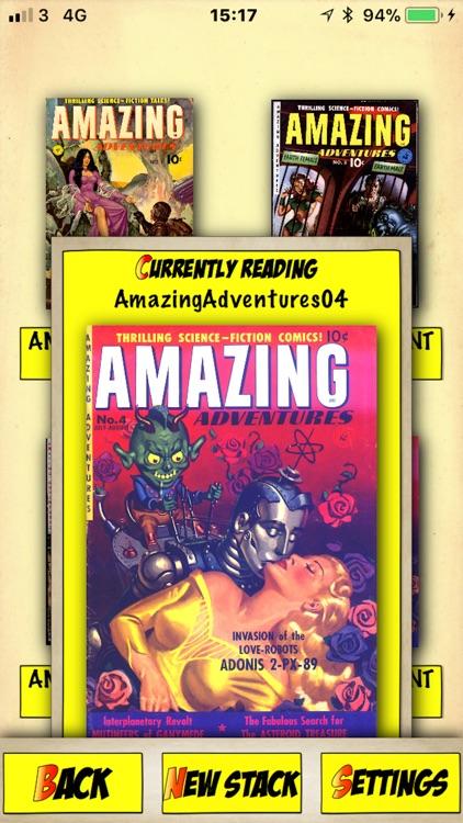 KomiX - Comic Book Reader screenshot-8
