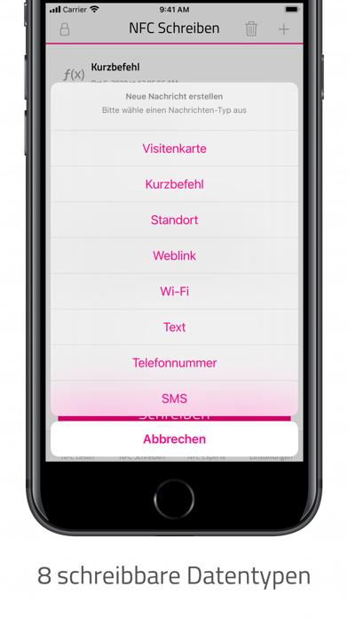 NFC für iPhoneScreenshot von 7