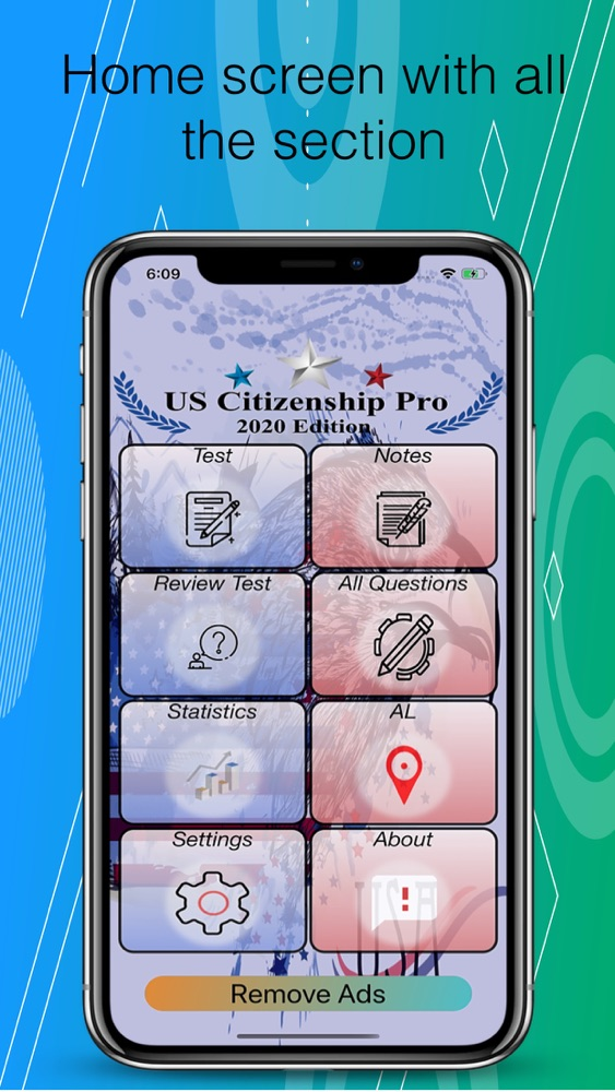 US Citizenship Test 2021 Pro App for iPhone - Free ...