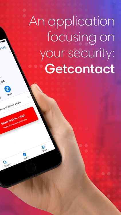 Getcontact screenshot-1
