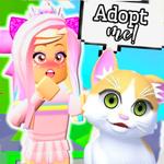 Mod Adopt Me Pet Baby на пк