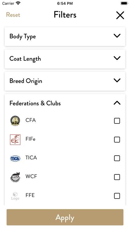 Cats Pedia: Breed identifier screenshot-6