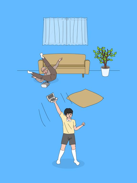 ママにゲーム隠された3 - 脱出ゲームのおすすめ画像2