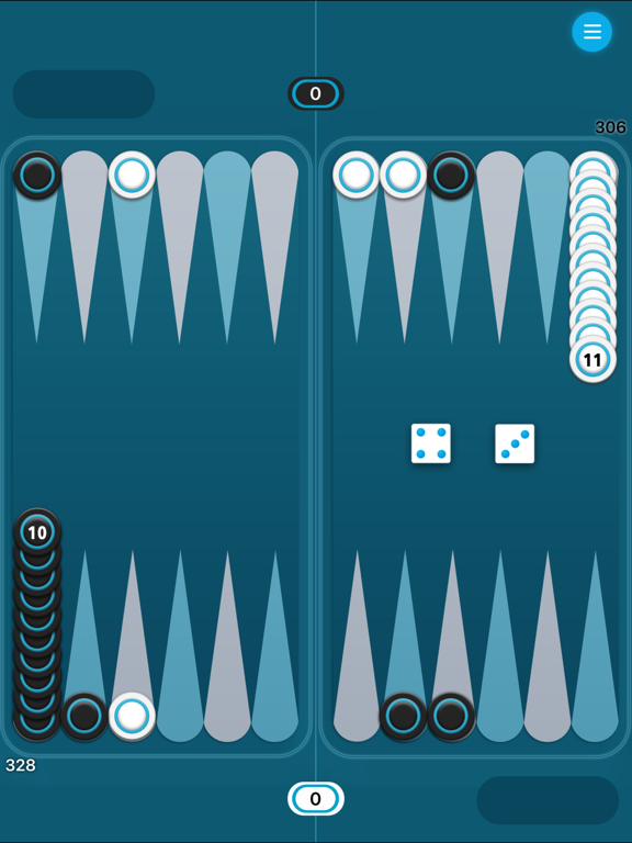 Backgammon Long screenshot