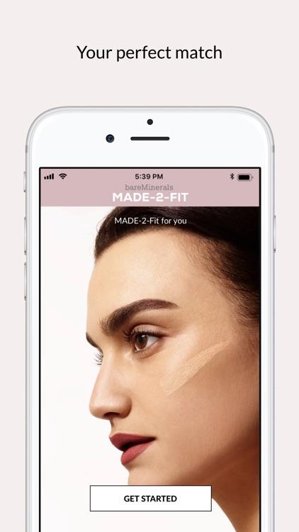 bareMinerals MADE-2-FIT Makeup screenshot-3