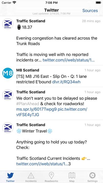 Traffic Scotland
