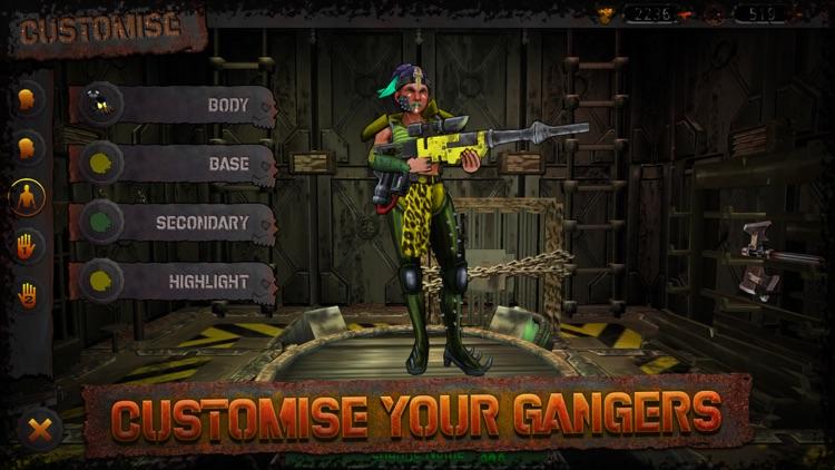 Necromunda: Gang Skirmish screenshot-3