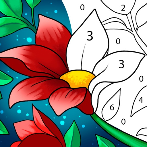 Paint by Number: Coloring Game