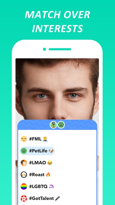 HOLLA: live video chat&dating Screenshot