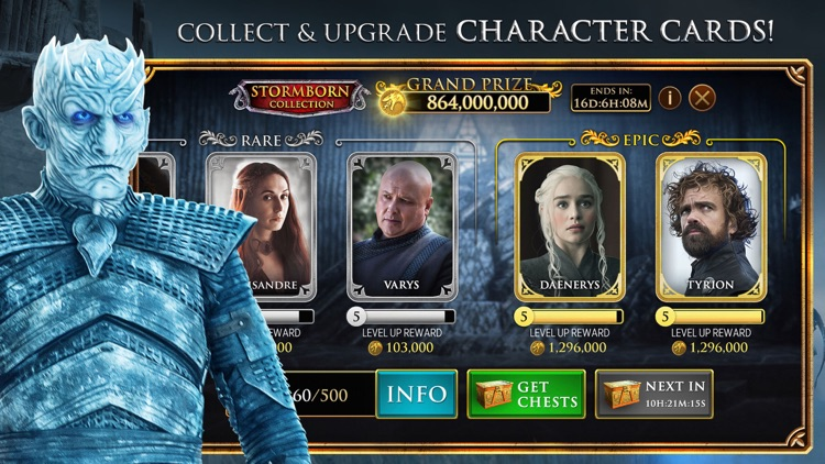 Game of Thrones Slots Casino screenshot-4