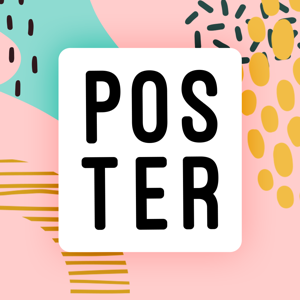 Poster & Flyer Creator (Pinso) ios app