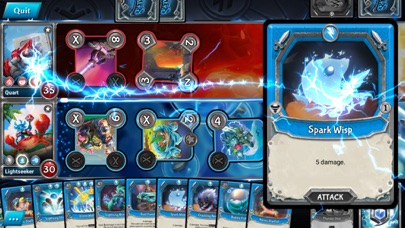 Lightseekers screenshot four