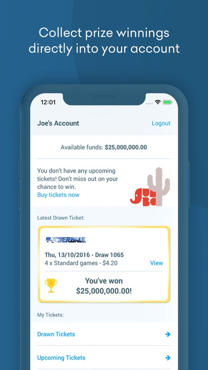 Oz Lotteries screenshot-4