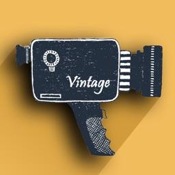 Vintage Camera & VHS Cam + 8mm