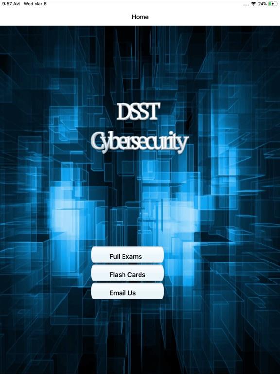 DSST Cybersecurity Buddy screenshot 8