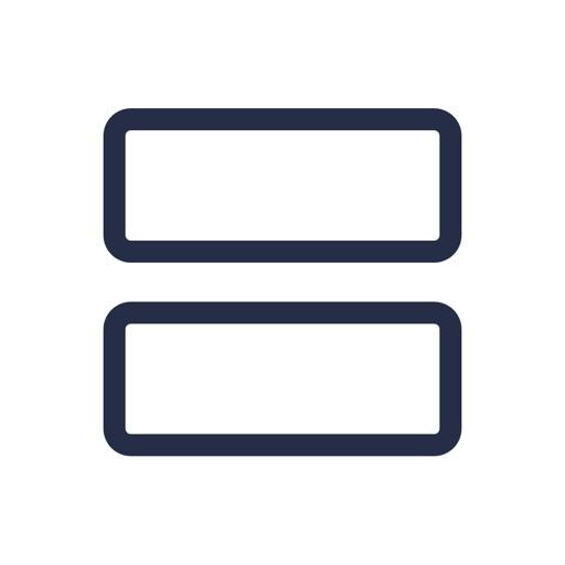 2画面ブラウザ - 動画みながらWeb検索