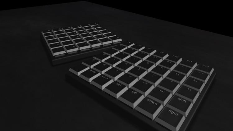 Keyboard Designer AR screenshot-7