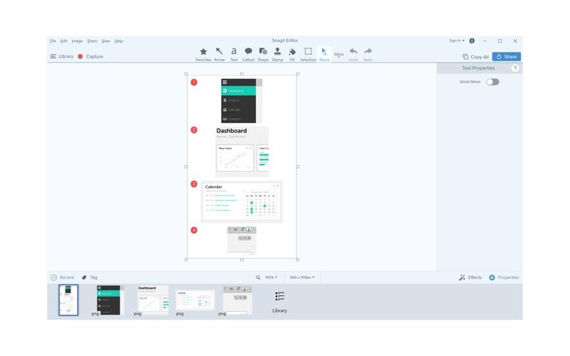 TechSmith Snagit 2019 Screenshots