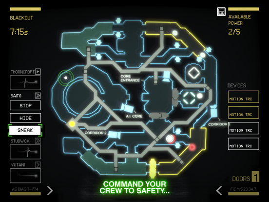 Alien: Blackout by D3PA (iOS, United States) - SearchMan App