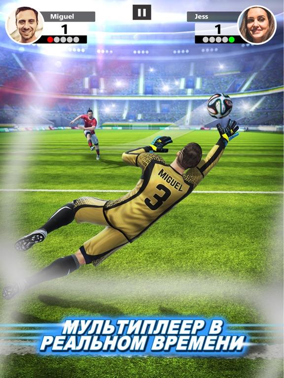 Football Strike на iPad
