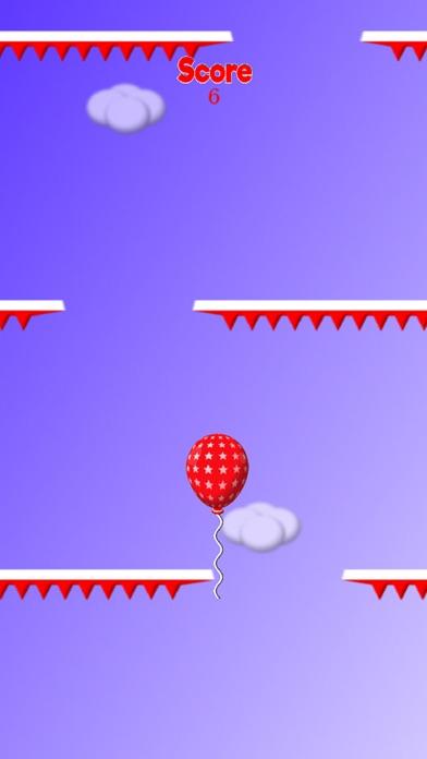 Screenshot for Balloon Tilt in United States App Store