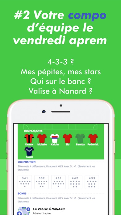 MPG Football pour Android