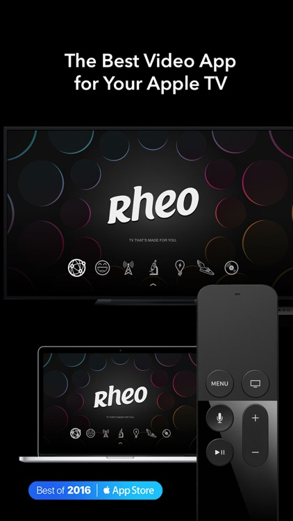 Rheo - Watch Latest TV & Video screenshot-4