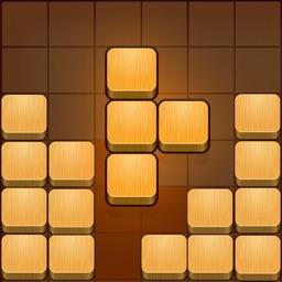 Wood Block Jungle: Puzzle Game