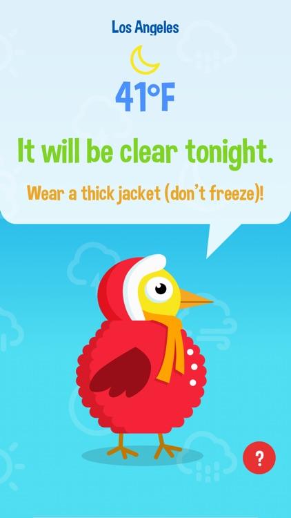 Weather Duck screenshot-3