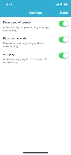 Sayhi Translate On The App Store