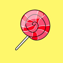 Sweet Lollipop Stickers