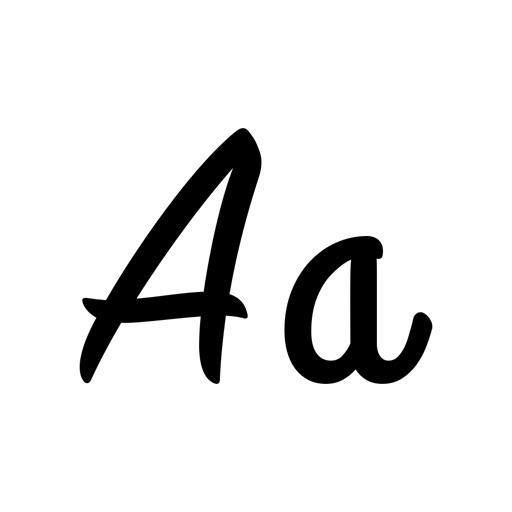 Fontbot: Custom fonts keyboard icon