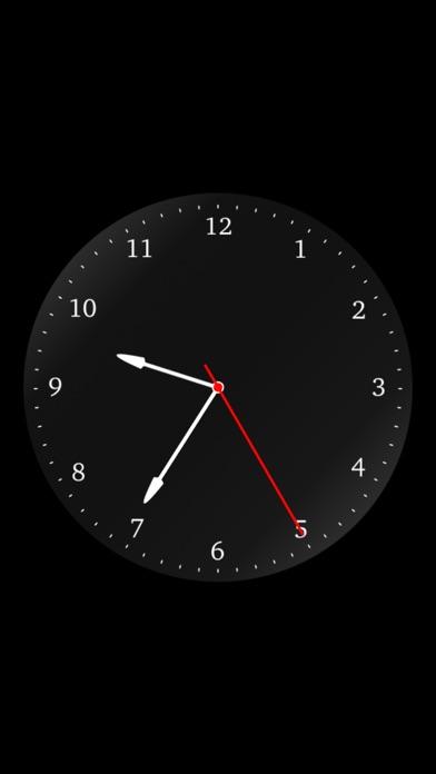 アナログ時計 - 時計ウィジェット,目覚まし時計のおすすめ画像5