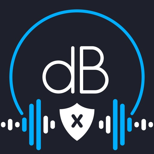 Decibel X:dB Sound Level Meter