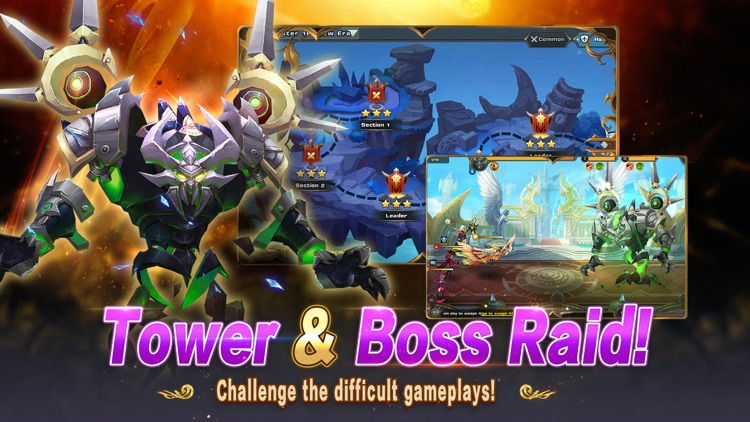 Fantasy Legend:War of Contract screenshot-3