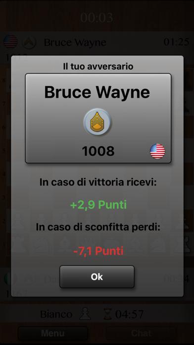 Screenshot of Scacchi multigiocatori3