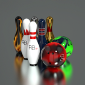 RealisticBowling3D icon