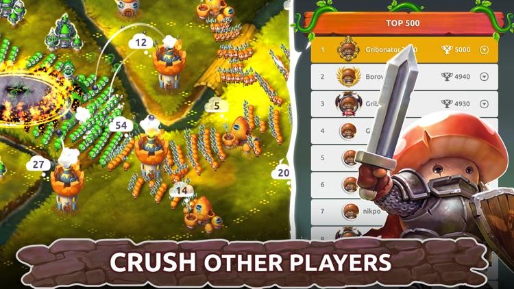 Mushroom Wars 2: TD & RTS Game screenshot-5